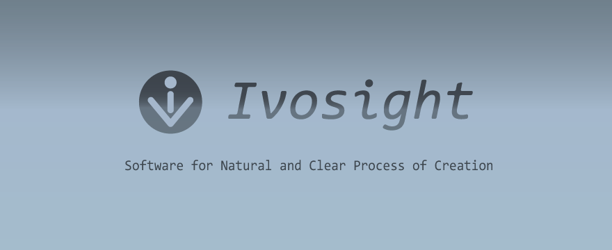 Ivosight - Software for natural and clear process of creation